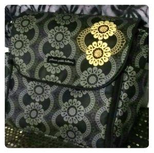 PETUNIA PICKLE BOTTOM Baby DIAPER BAG Backpack